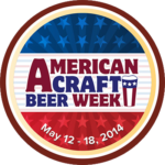 BADGE_UNTAPPD American Craft Beer Week (2014)