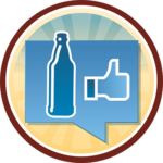 BADGE_UNTAPPD Bottle Share