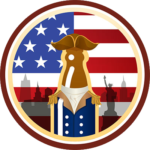 BADGE_UNTAPPD Land of the Free