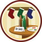 BADGE_UNTAPPD Merry Brew-mas (2014)