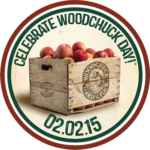 BADGE_UNTAPPD Woodchuck Day 2015